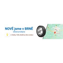 Nová pobočka - Brno