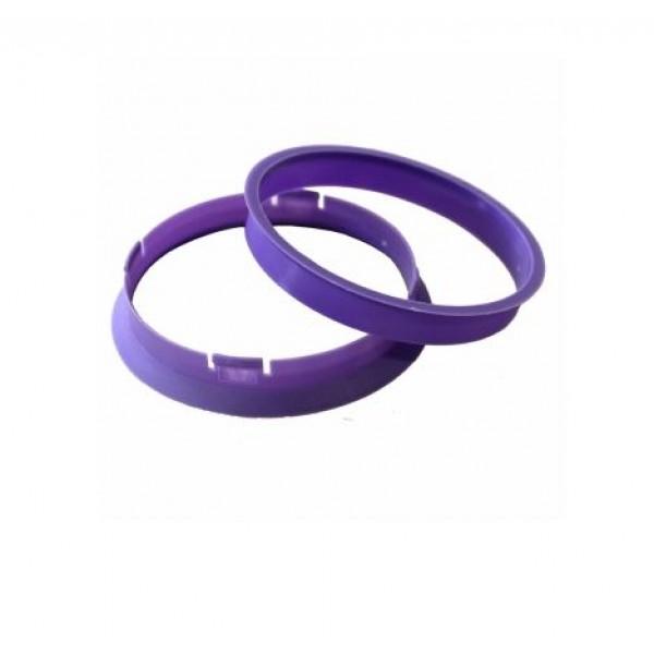 Vymezovaci krouzky vnej. prumer 74,1 - 72,6 mm