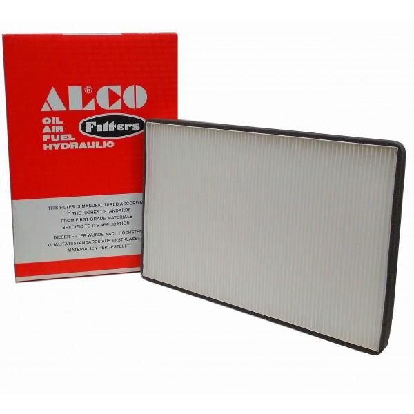 Alco, pylový filtr