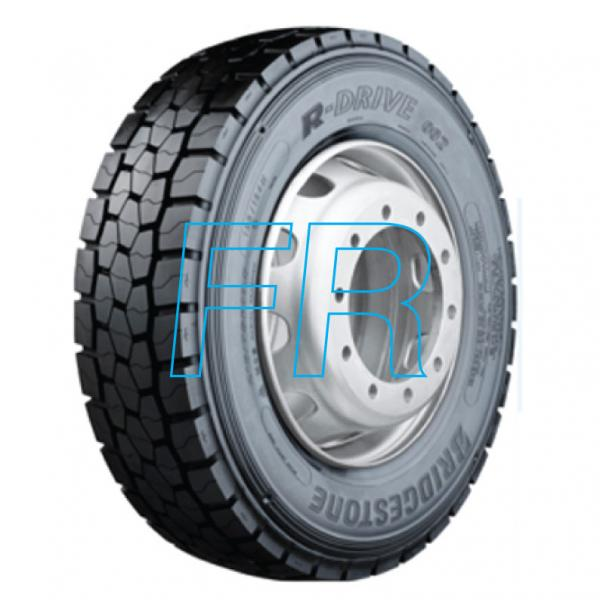 265/70R19,5 140/138M, Bridgestone, R-DRIVE 002