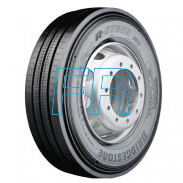 225/75R17,5 129/127M, Bridgestone, R-STEER 002