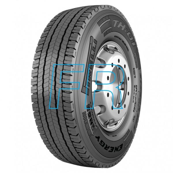 275/70R22,5 148/145M, Pirelli, TH01