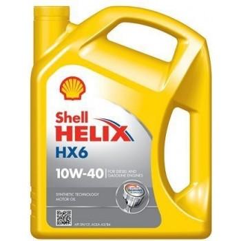 Olej motorový SHELL Helix HX6 10W-40 4L