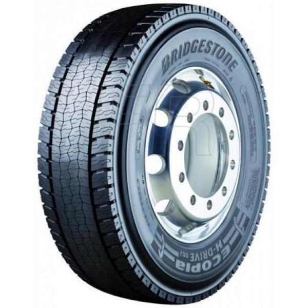 315/60R22,5 152/148L, Bridgestone, ECOPIA H-DRIVE 002