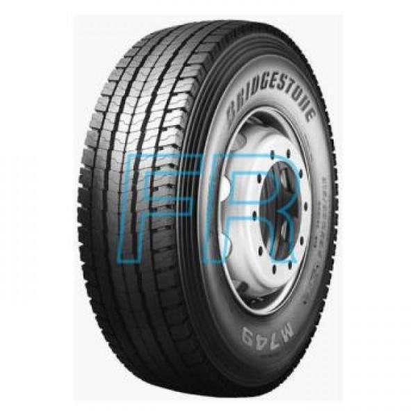 315/70R22,5 152/148M, Bridgestone, M749 ECOPIA
