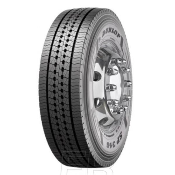 225/75R17,5 129/127M, Dunlop, SP 346