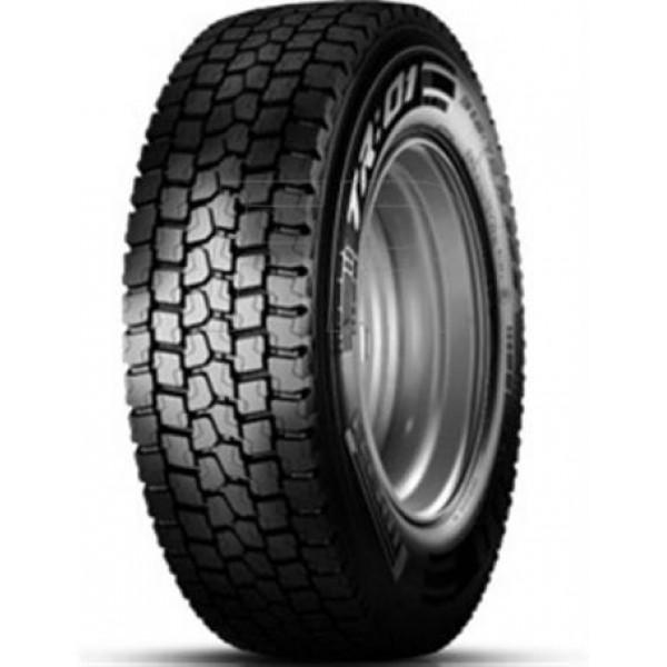 235/75R17,5 132/130M, Pirelli, TR01T